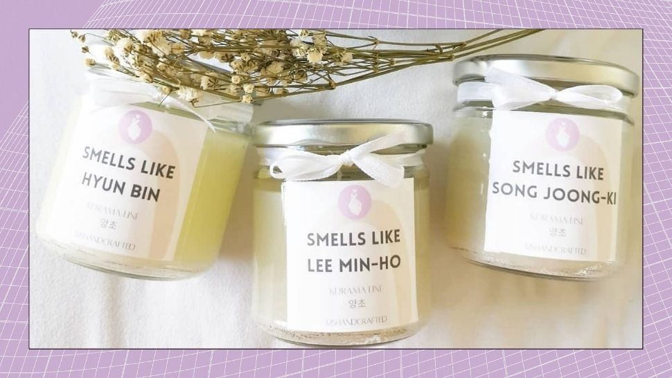 These Candles are Inspired By Our Fave Korean Stars' Signature Scents