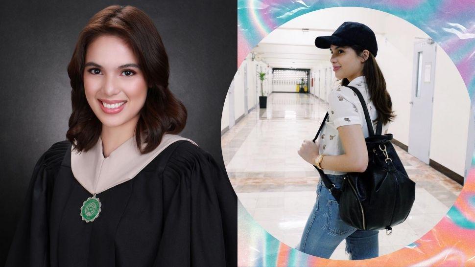 Michelle Vito Recounts College Life: 'thesis hanggang madaling araw, walang katapusang revisions'