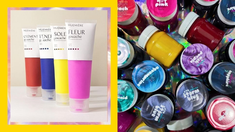 5 *Affordable* Hair Dye Brands to Try at Home