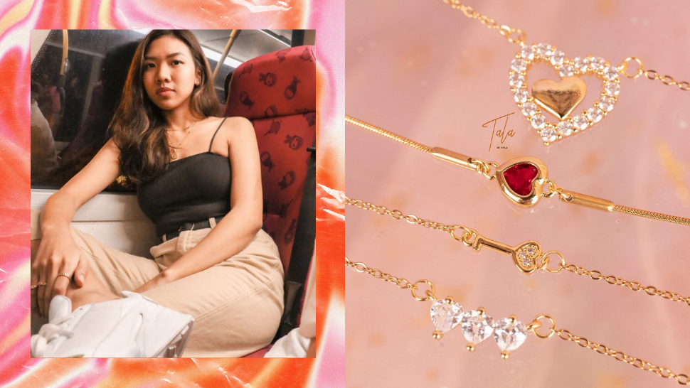 Meet the 21-Year-Old CEO Behind Local Jewelry Line 'Tala by Kyla'