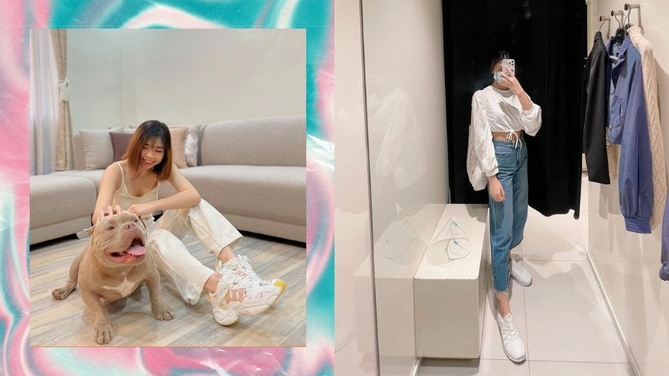 5 Easy Ways to Take OOTD Pics Indoors, as Seen on Gwy Saludes
