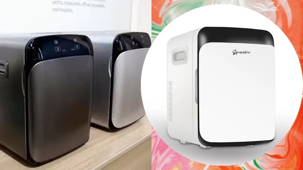 This Cool Mini Fridge Is Perfect for Your Room and It's Only P2,700