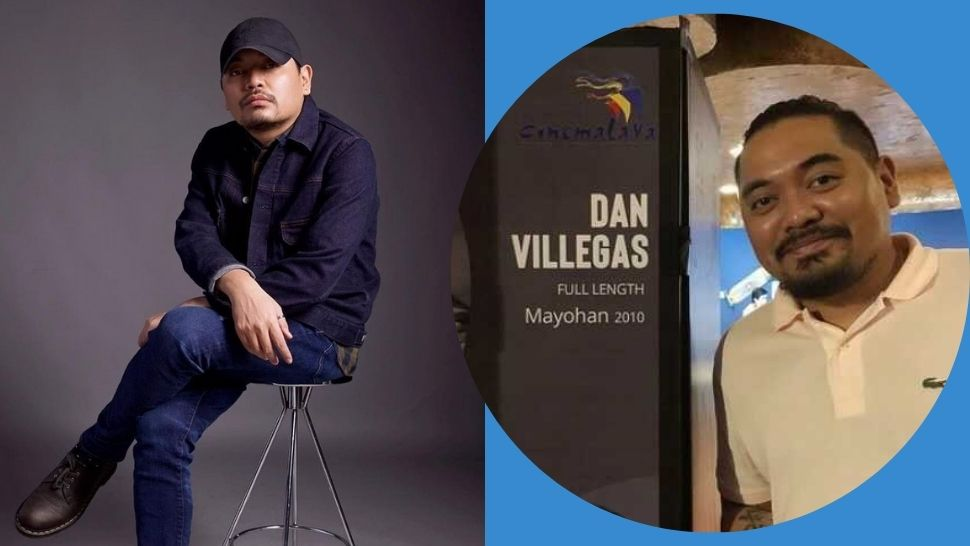 WATCH: Dan Villegas Shares He Had to Sell His Car to Fund His First Film