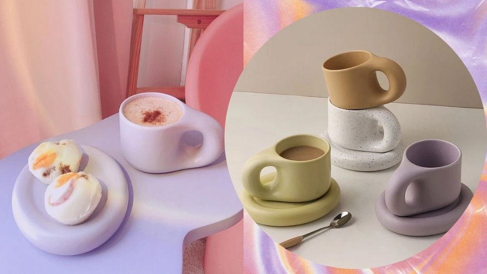 These Chunky Mugs Come in the Prettiest Pastel Colors