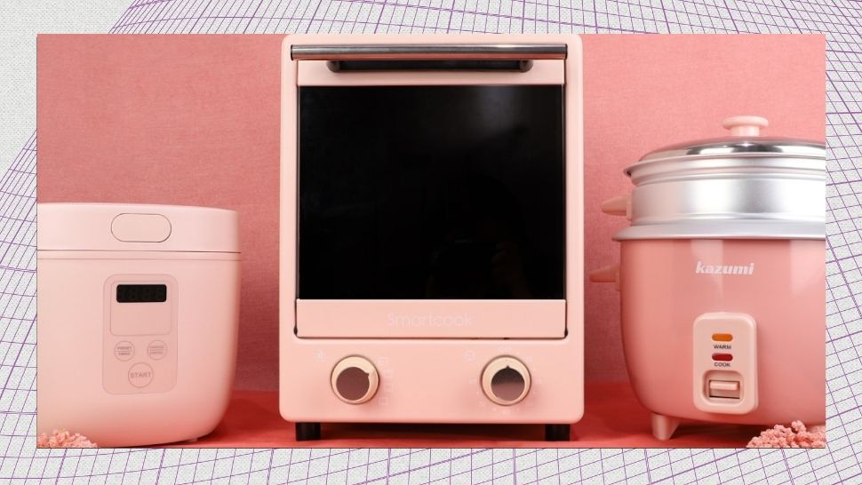 These Pink Kitchen Appliances Don't Cost More Than P1,500 Each