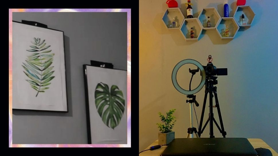 This Guy's Low-Budget Aesthetic Room Makeover Can Be Your New Room Inspo