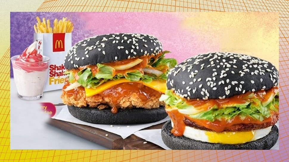 McDonald's Korean Burgers are the Perfect Mix of Sweet, Spicy, and Cheesy
