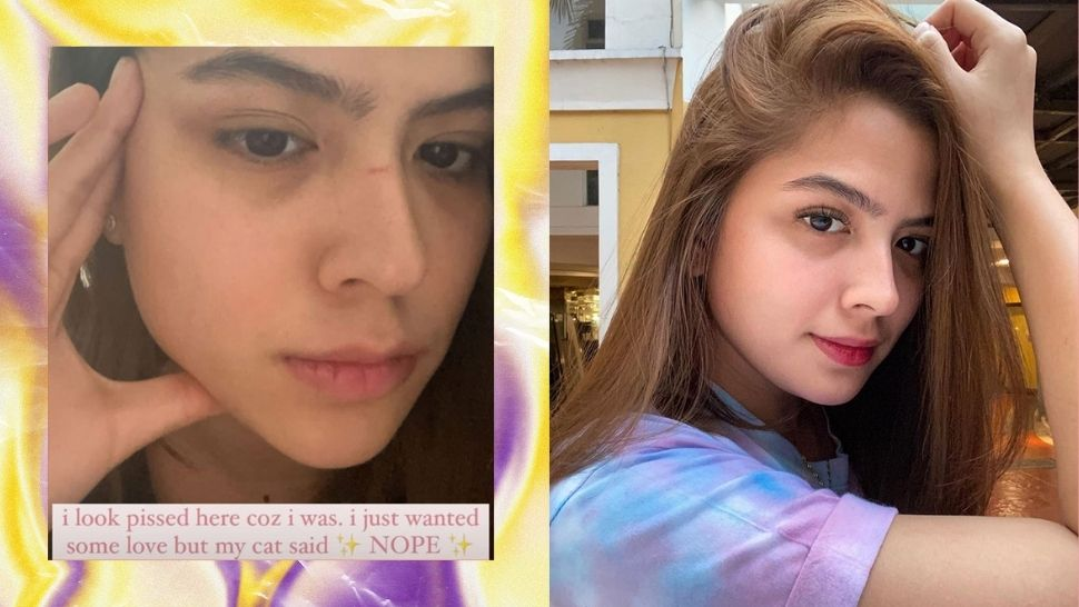 Here's How Alexa Ilacad Handled Those Nose Job Allegations