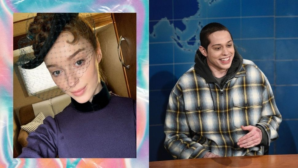 Bridgerton's Phoebe Dynevor and Pete Davidson are Reportedly Dating, Here's What We Know So Far