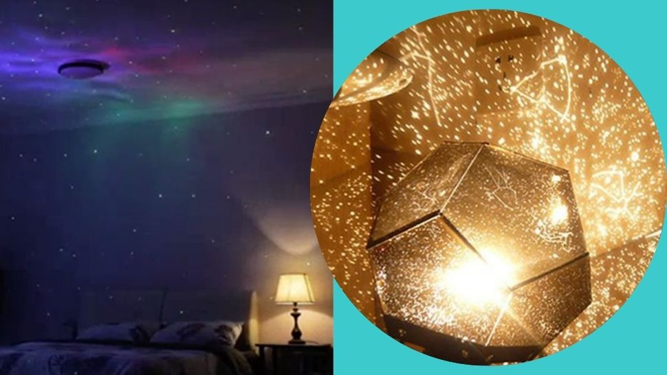 These Sky Projector Lamps Will Change the Vibe of Your Room