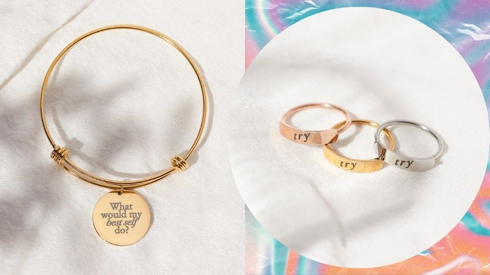 This Jewelry Collection Will Remind You to Love Yourself More