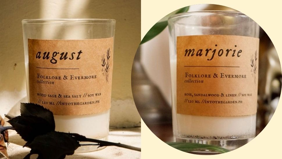 These Scented Candles Are Inspired by Folklore and Evermore Songs