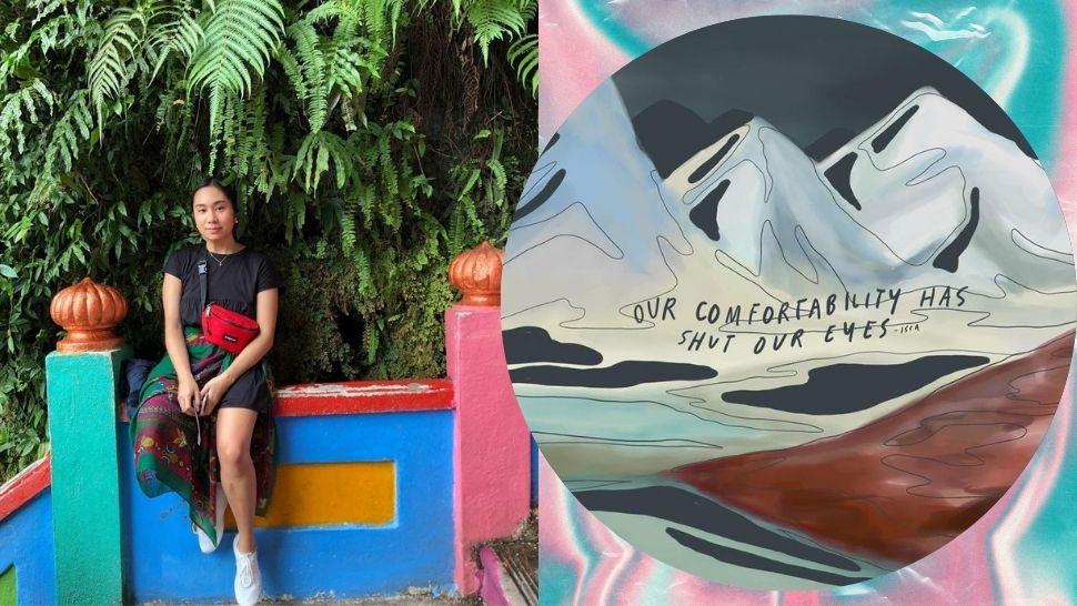 WATCH: Issa Barte Shares How Her Popular Art Series Began