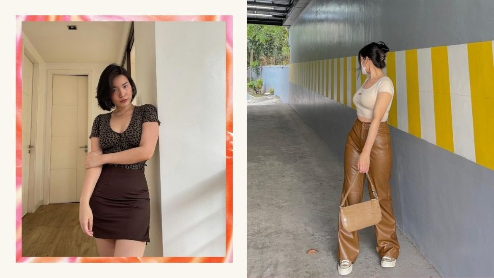 Non-Boring Ways to Wear Neutral-Colored Outfits, as Seen on Toni Sia