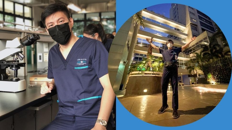 WATCH: What It's Like to Attend Face-to-Face Classes in Med School During a Pandemic