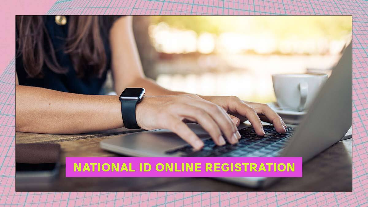 You Can Register Online for a National ID Starting April 30, Here's How