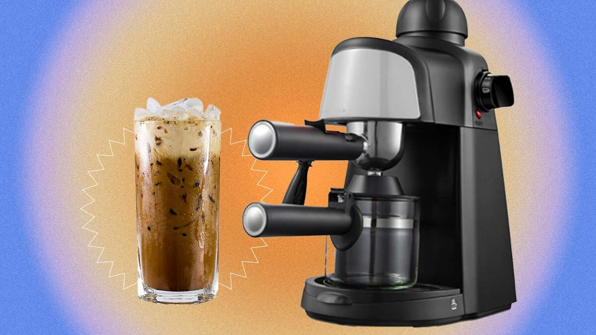 Coffee Lovers, This Espresso Machine Only Costs P1,655!