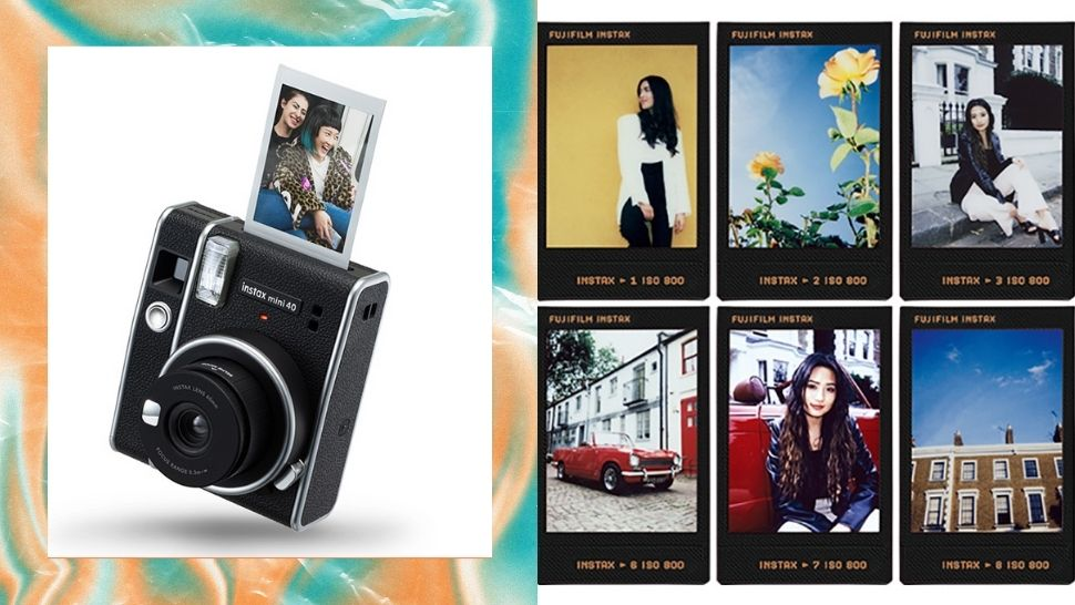 PSA: The New Instax Mini Is Modeled After the Classic Analog Camera