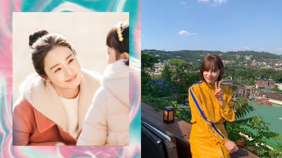 15 K-Drama Actresses Who Are Also Proud Moms IRL