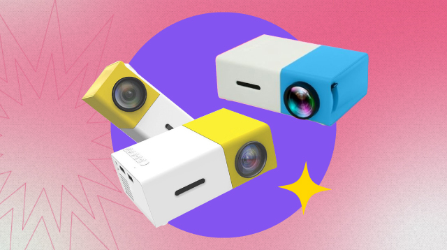 This Mini Projector Can Connect to Your Phone (and It's Under P1,500)