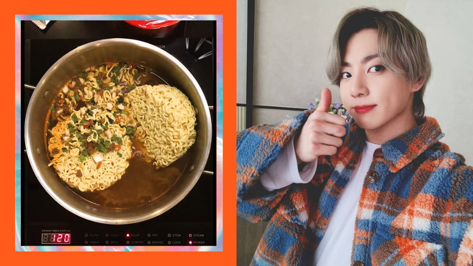WATCH: Trying Some of Our Fave K-pop Idols' Instant Ramen Recipes