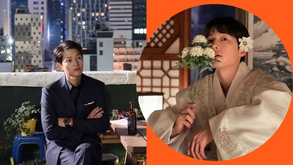 Song Joong Ki Wasn't Satisfied With His Italian Lines and Comic Scenes in Vincenzo