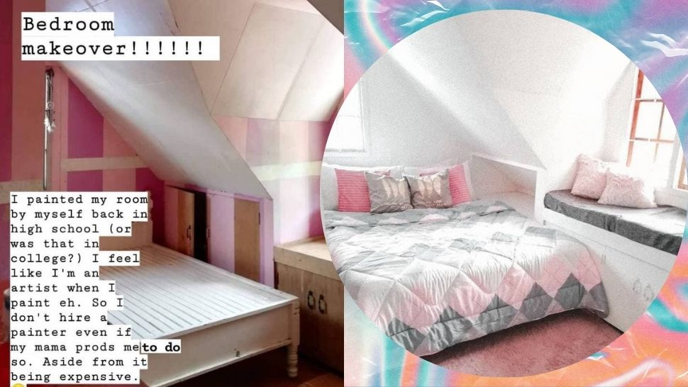 This Pinay's #Aesthetic Room Transformation Was Completely DIY