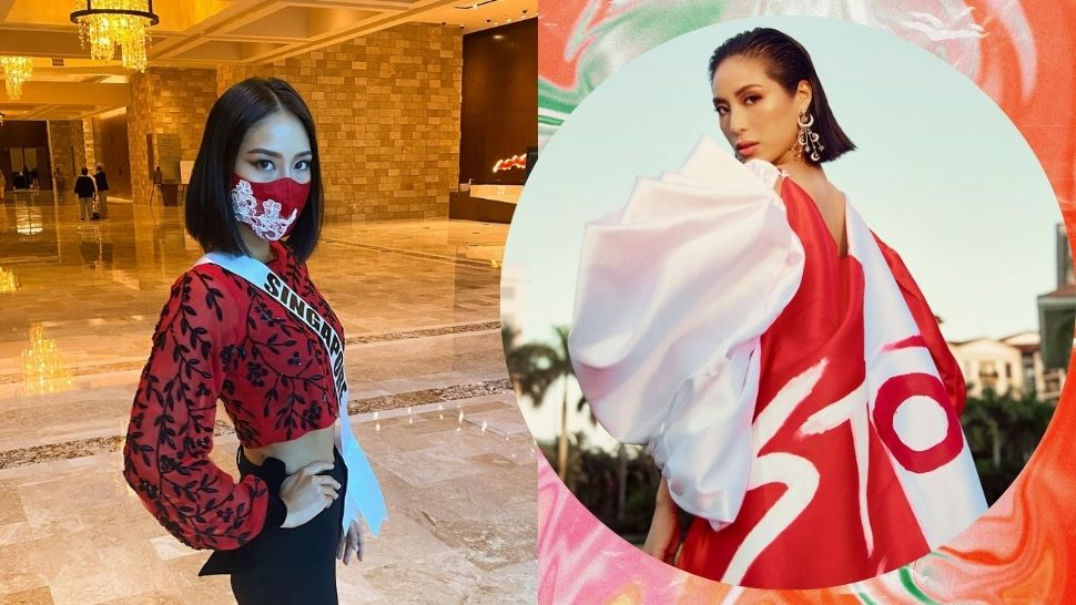 Did You Know? Miss Universe Singapore Belle Ong Was Born and Raised in the Philippines