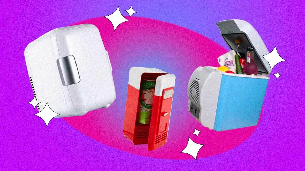 These Mini Refrigerators Are All Below P1200