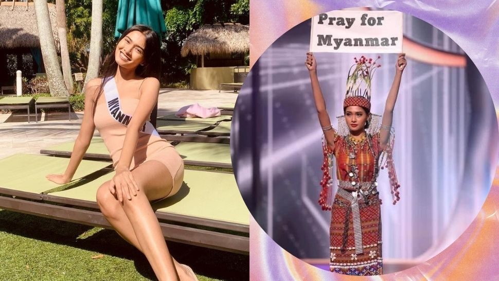 10 Things We Know About Miss Universe Myanmar 2020 Thuzar Wint Lwin
