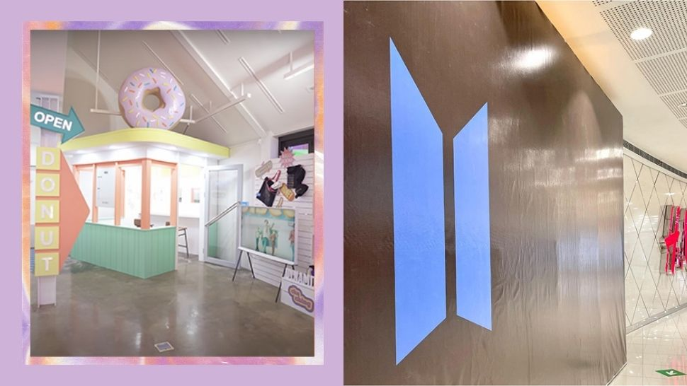 Here's When the BTS Pop-Up Store Will Be Opening in Manila