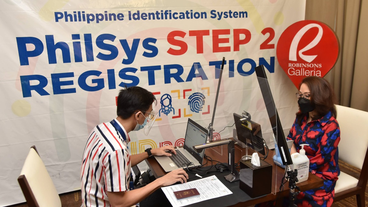 You Can Finish Step 2 of National ID Registration in These 32 Robinsons Malls