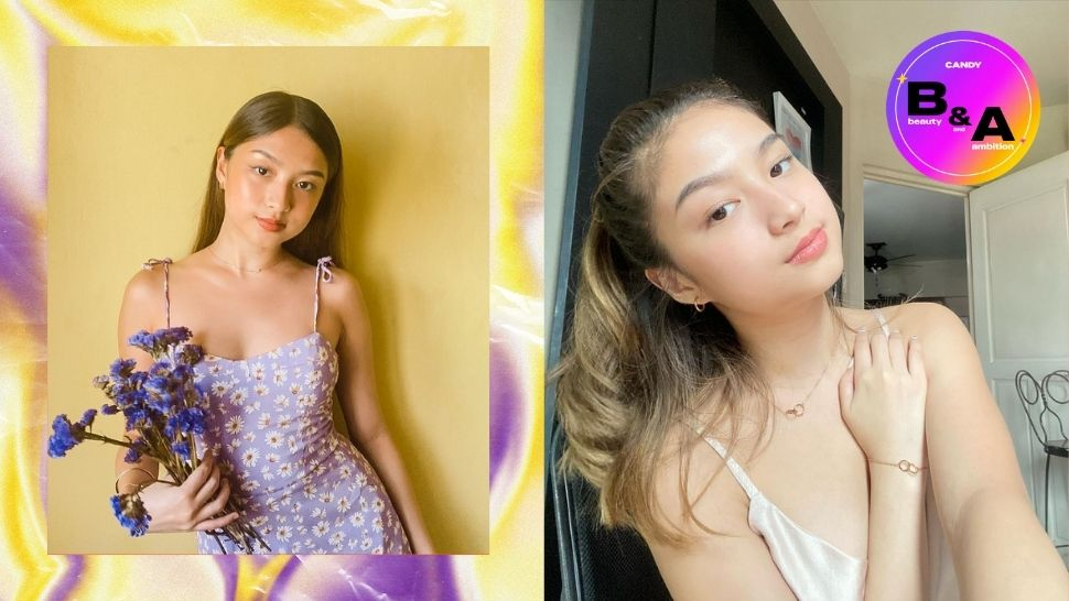 Ches Cabrera Reveals How She Became a Content Creator While Doing Her No-Foundation Look