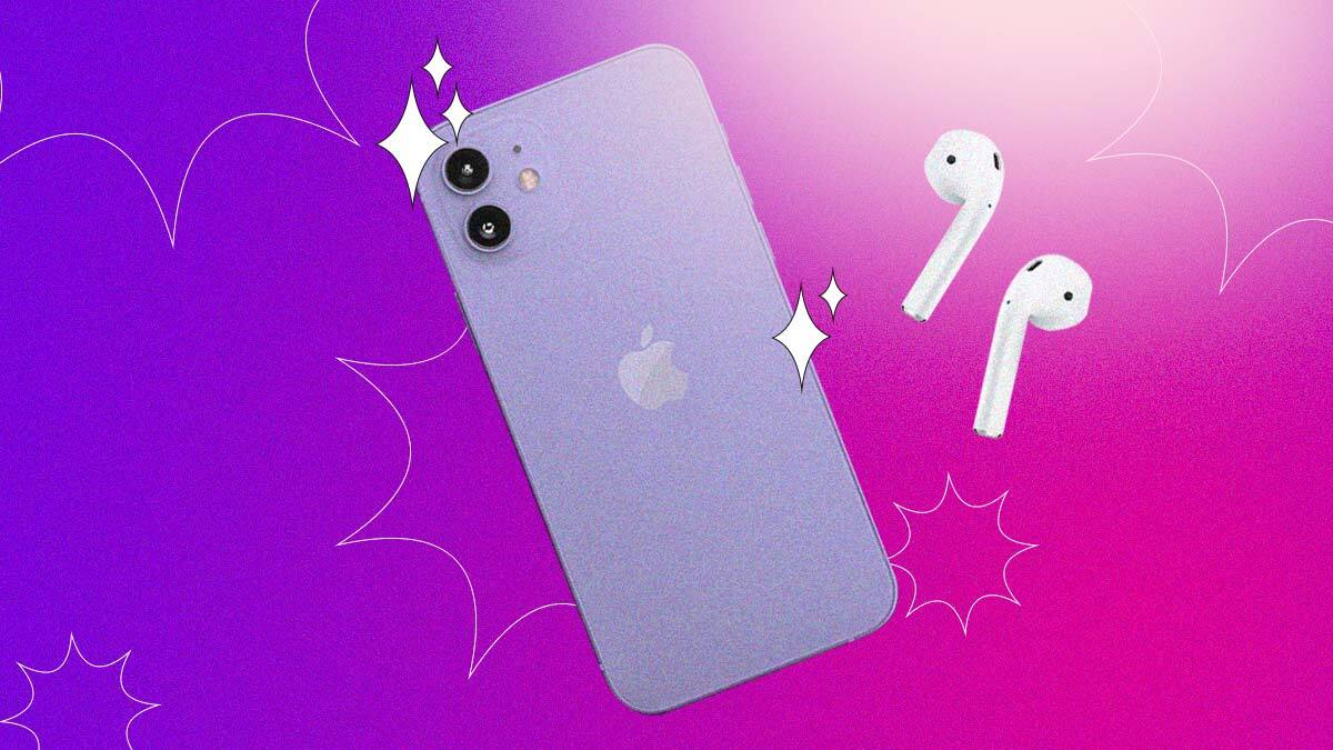 Here's Where You Can Get a Purple iPhone for P14,000