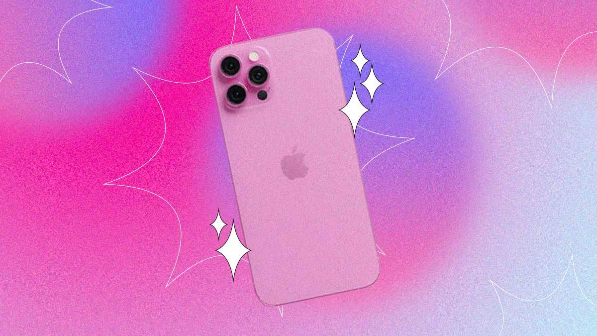 Could Apple's Next iPhone Be Available in Pretty Pink?