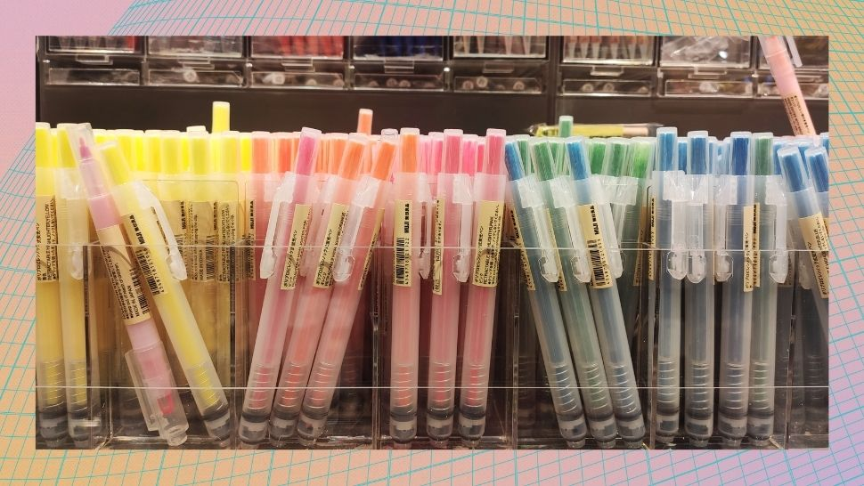 PSA: MUJI Pens and Highlighters Are Now *Permanently* Available at Lower Prices