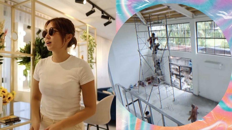 Here's the Story Behind Kathryn Bernardo's *Surprise* Studio