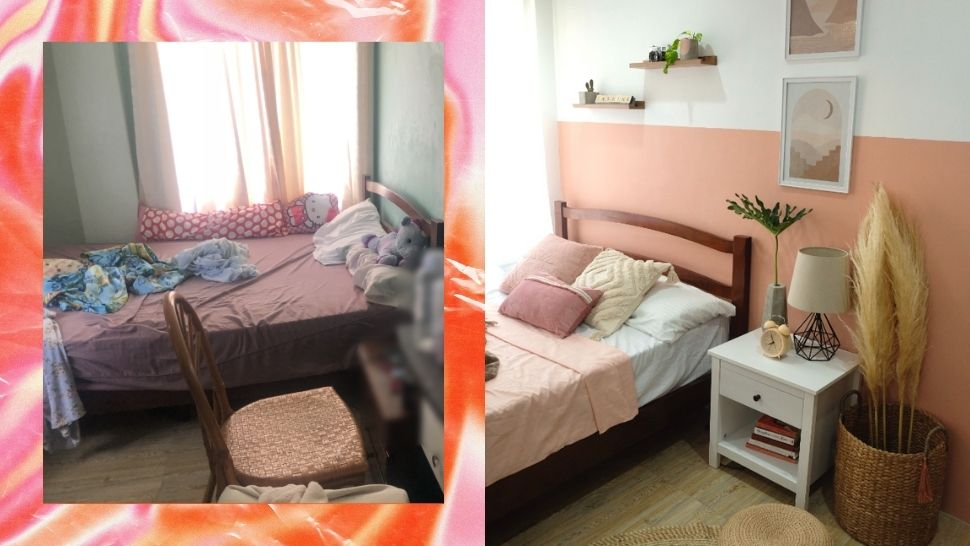 This Stylist Gave Her Sister's Bedroom a Korean-Style Makeover