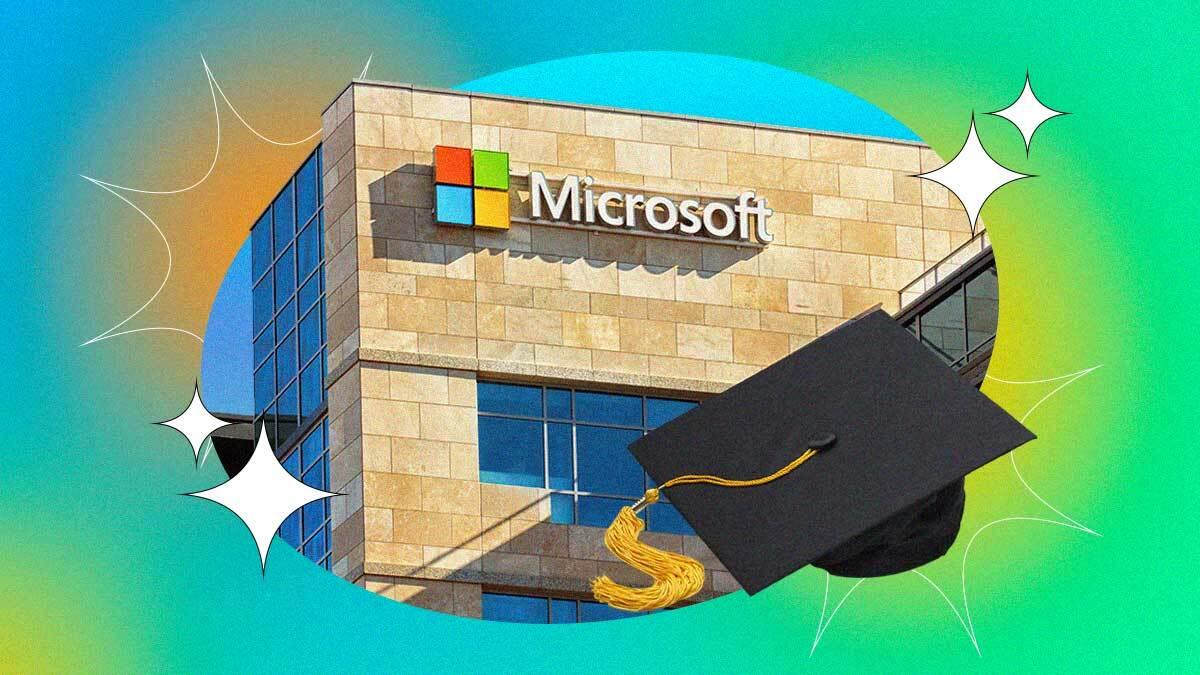 Microsoft's New Training Program Teaches SHS Grads Resume Building and LinkedIn Hacks