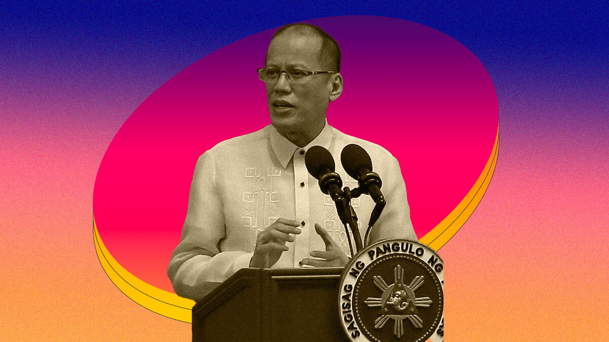 Did You Know? Noynoy Aquino Once Worked for Nike