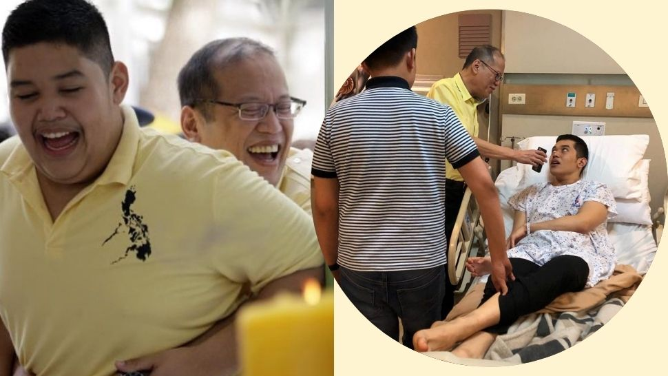 Here's What Noynoy Aquino Was Like As A Tito