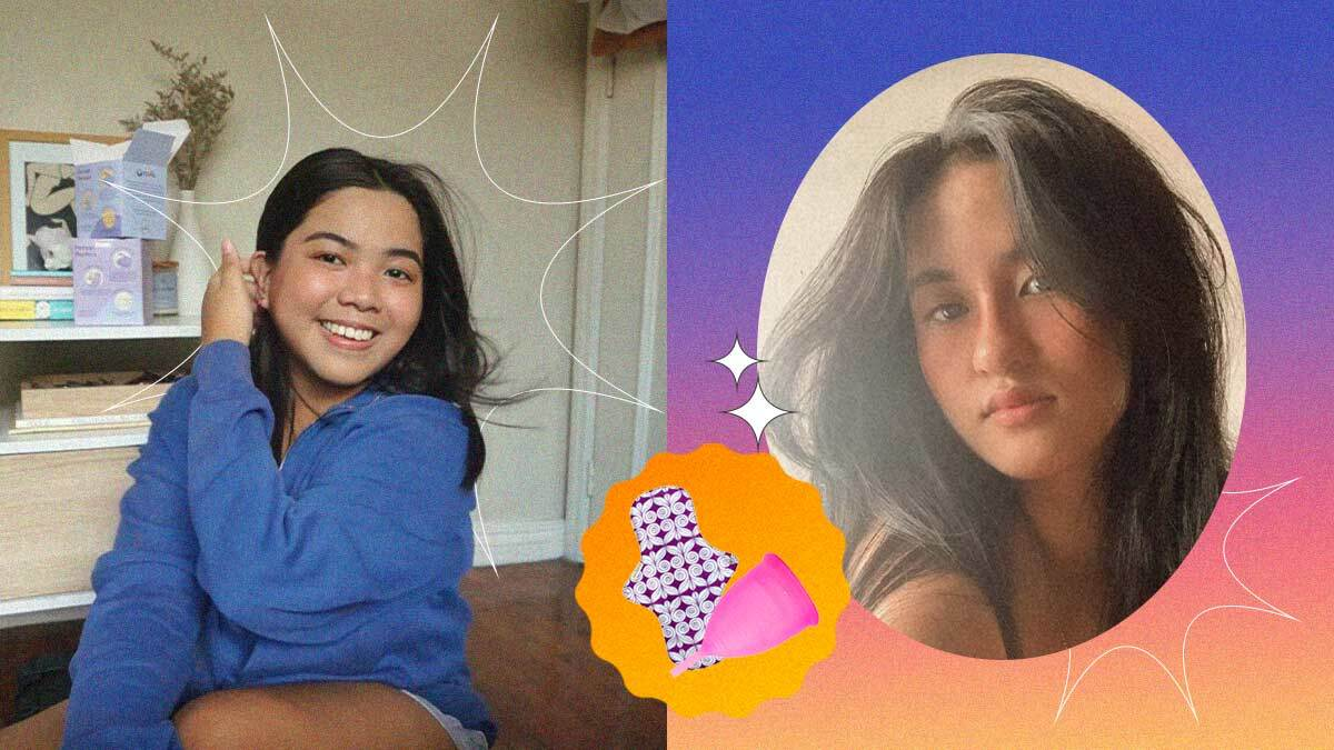 Pinays Review Their Favorite Sustainable Menstrual Products