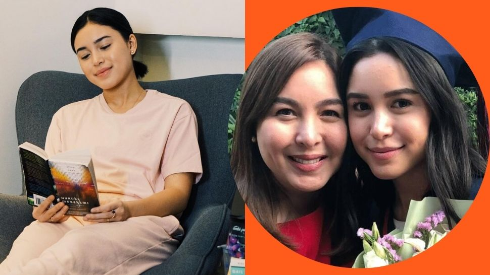 Claudia Barretto Is an Honor Student in Ateneo and Her Family Has the Best Reactions