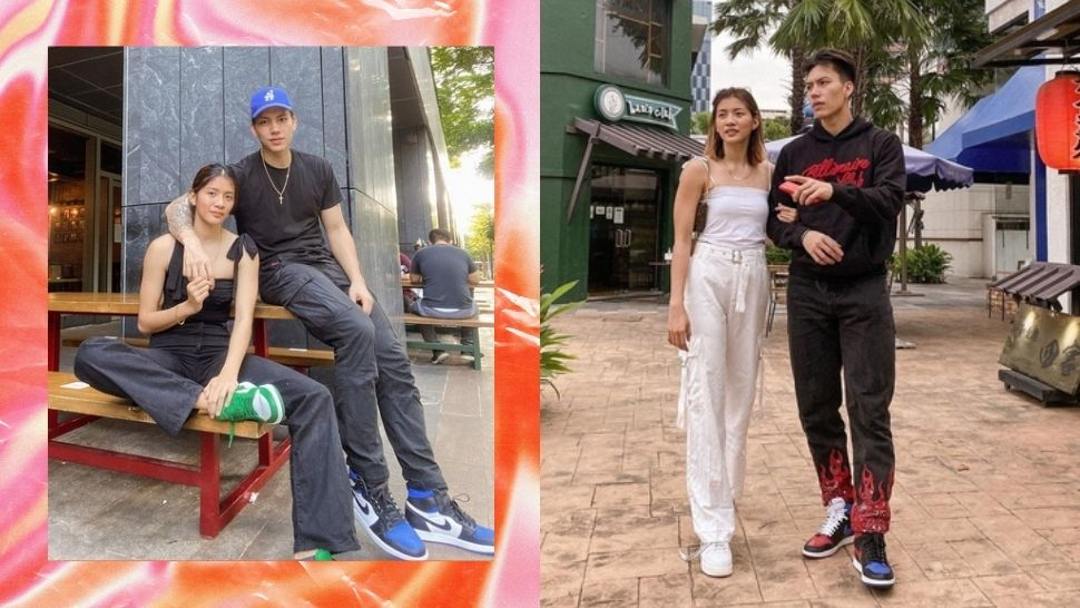 Kianna Dy & Dwight Ramos Will Convince You to Coordinate Couple Outfits