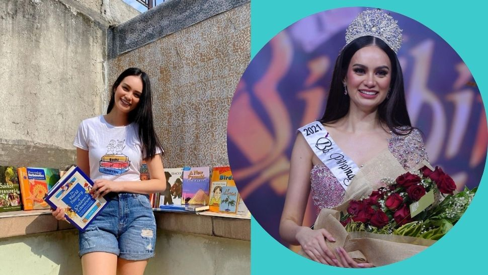 Bb. Pilipinas International 2021 Hannah Arnold is a Forensic Science Grad