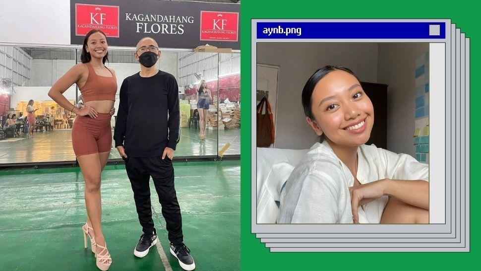 LOOK: Ayn Bernos Begins Beauty Queen Training With Kagandahang Flores