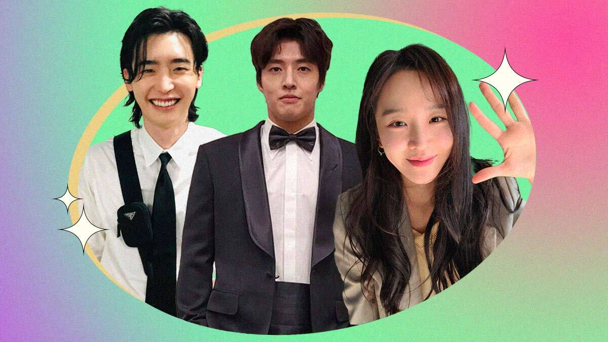 Aww, These Korean Celebs Were Actually Friends in School