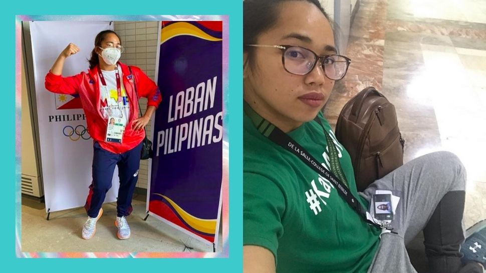 ICYDK, Olympic Gold Medalist Hidilyn Diaz Is Currently a Business Management Major