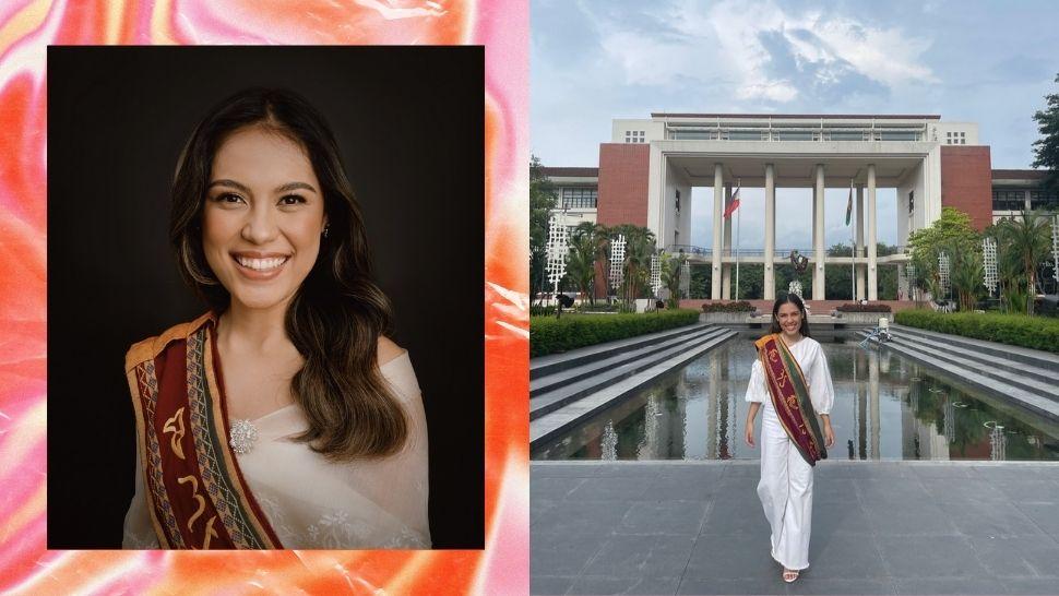 Rain Matienzo Graduates Cum Laude From UP, Recounts Her College Journey