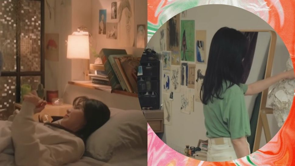 Yu Na Bi's Room in the K-Drama 'Nevertheless' Is Seriously Goals